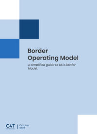 Border Operating Model: A simplified guide to the UK's Border model