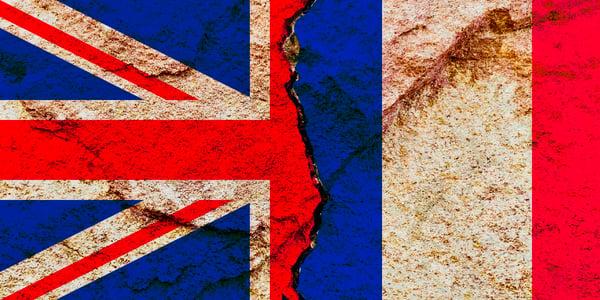 Brexit France UK customs