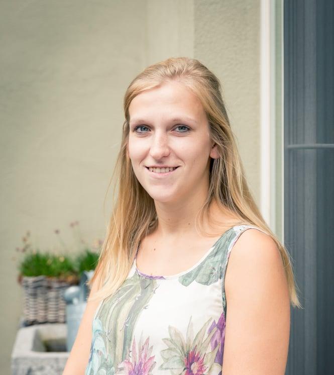 Career blog Stefanie Verheyden Onboarding & Product
